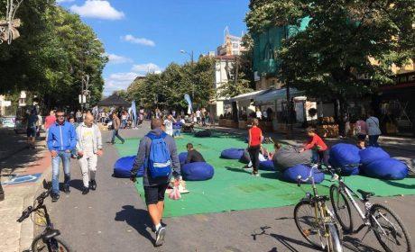 """Във Варна ще се проведе инициативата """"Ден без автомобили"""""""