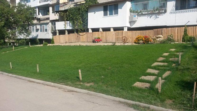 По проект днес ще засаждат цветя, дървета и храсти в различни райони на Варна