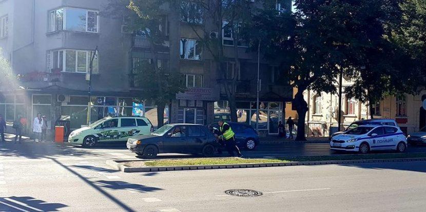 Полицаи от Варна за пример