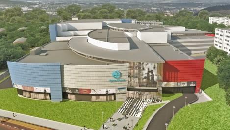 Откриват третия мол във Варна до края на годината (видео)