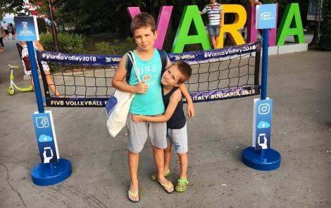 Петима души спечелиха безплатни билети за варненските мачове от световното по волейбол