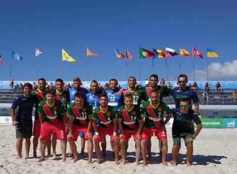 Националният отбор на България по плажен футбол ще играе за бронзови медали