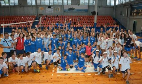 Детски волейболен турнир се проведе във Варна