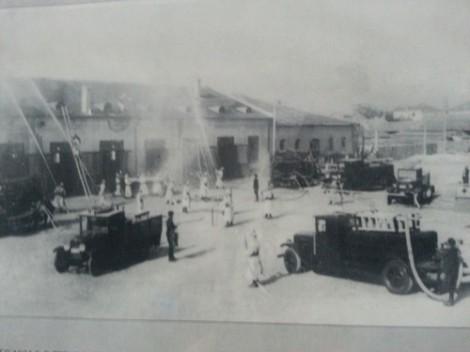 Как се е развивала варненската пожарна през годините (снимки)