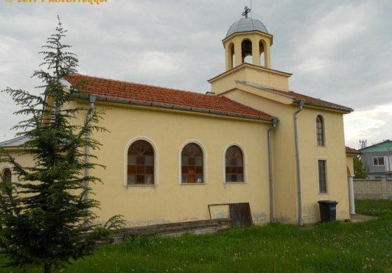 Храмов празник в село Бенковски