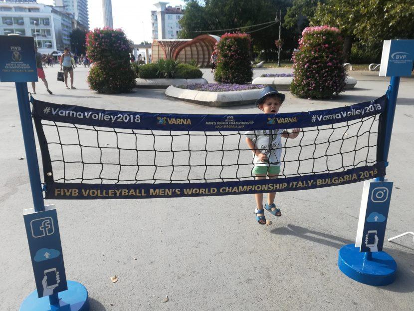 Последен ден до края на играта за безплатни билети за Световното по волейбол