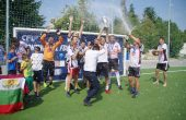 СОД DSC стана шампион по Футбол 8