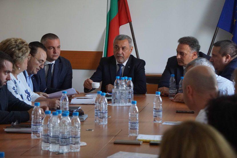 Иван Портних участва в заседание на съвета по проблемите на туризма
