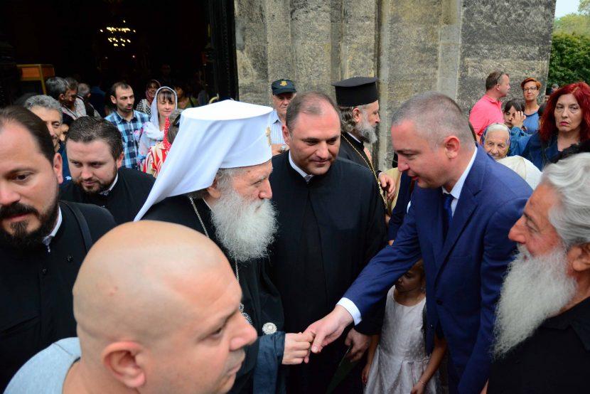 Патриарх Неофита: Нека говорим и мислим не за насилие, а за мир и любов