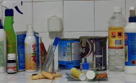 Събират опасни отпадъци от домакинствата