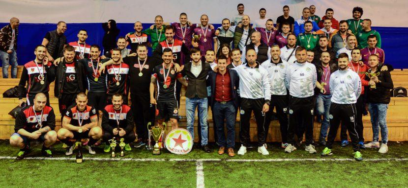 Петото издание на Минифутболна лига-Варна стартира с нов формат