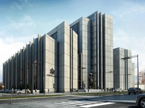Решиха къде ще бъде новата Съдебна палата
