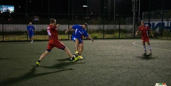 ФК Кавалер измъкна победата в равностоен двубой срещу Red Partners (видео)