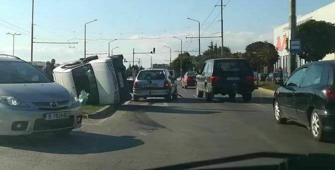 """Читател на Будна Варна: тежка катастрофа до """"Алати"""""""