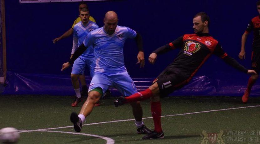 25 гола паднаха в първи кръг на Мини Футболна Лига – Варна