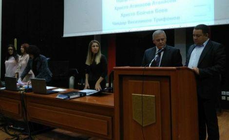 Николай Няголов положи клетва като общински съветник