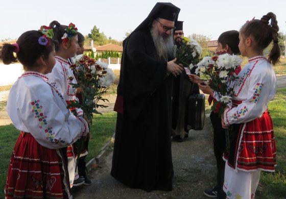 Празничен звън на църковни камбани огласи сто и петдесет годишнината на храма в село Аврен