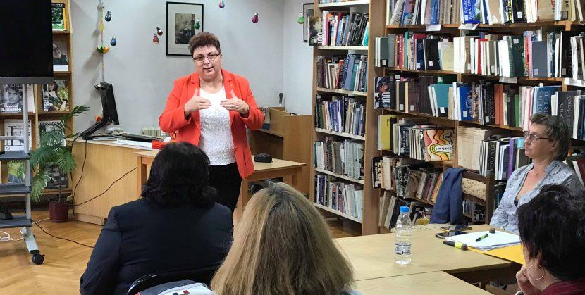 Eмилия Милкова: Важно е професионалната общност да участва активно в промяната на законите за читалищата и обществените библиотеки