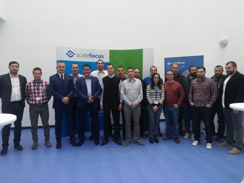 Софтуерната компания Scale focus откри офис във Варна