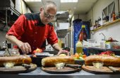 Столичен ресторант ще предлага храна на бездомни хора през цялата зима
