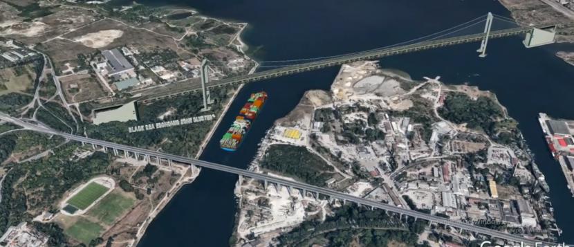 """Експерт: Вторият Аспарухов мост може да е продължение на новия бул. """"Левски"""""""