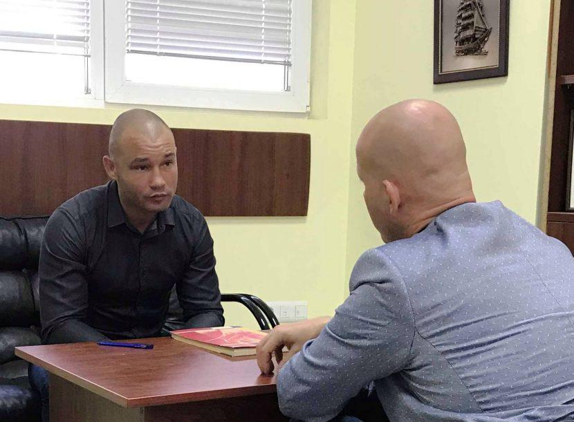 Народният представител от ГЕРБ Владимир Вълев проведе приемен ден