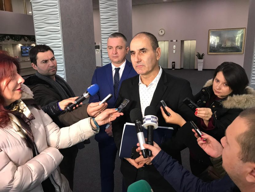 Цветан Цветанов във Варна: Няма предпоставки за предсрочни избори