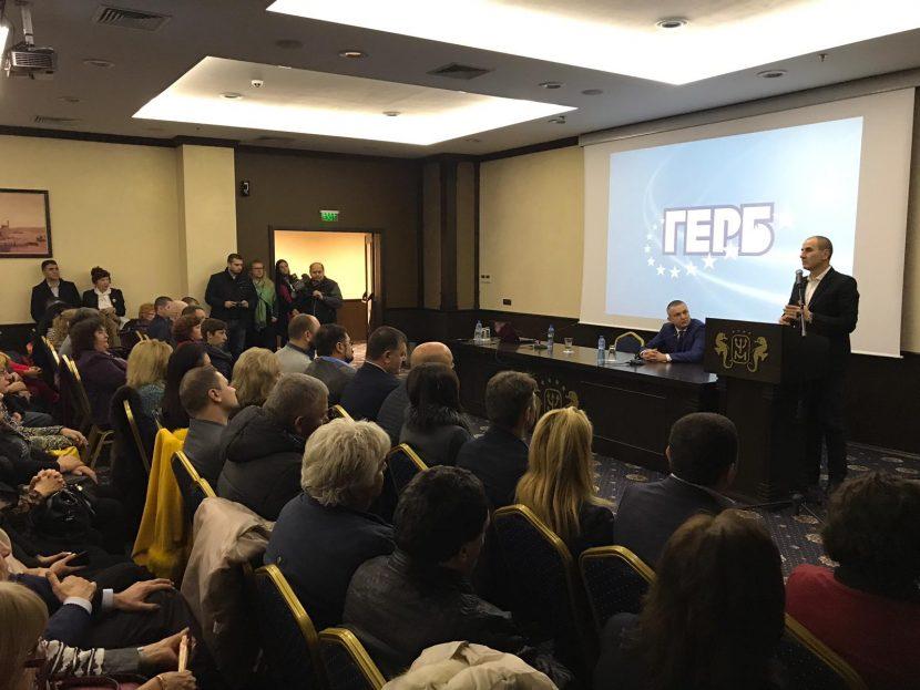 Цветан Цветанов във Варна: БСП са абдикирали от парламентарната си дейност