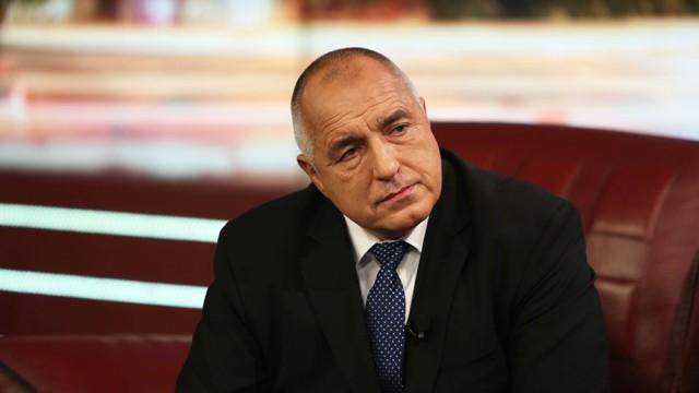 Бойко Борисов е готов да предложи намаляване на държавната субсидия за партиите (видео)