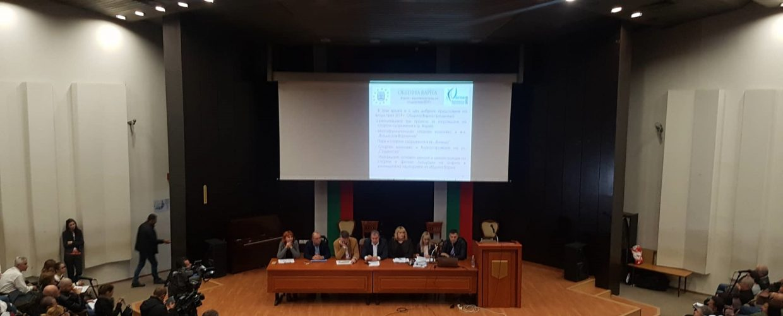 Проекти за над 80 млн. лв. бяха представени в Община Варна