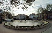 Затвориха за зимата фонтана на площад