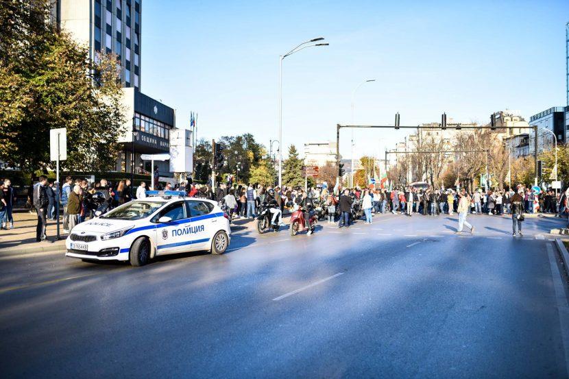 Автошествие и протест срещу цените на горивата се състояха