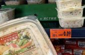 Варненски хипермаркет пусна руска салата по 9 стотинки