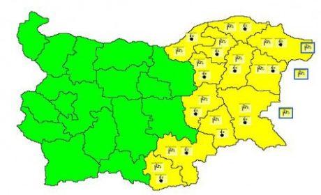 Времето във Варна – 19 ноември 2018