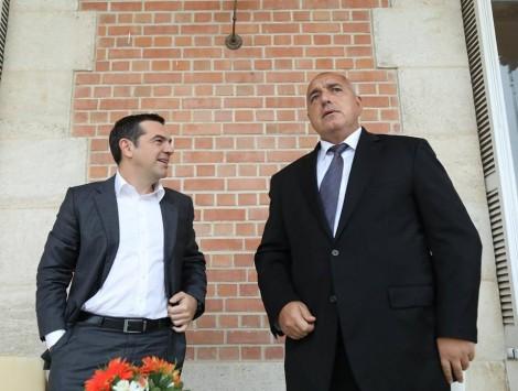 Борисов подписва във Варна декларация с Ципрас за важни инфраструктурни проекти (видео)