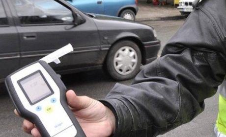 Хванаха 61- годишен шофьор край Варна с внушителните 2,59 промила