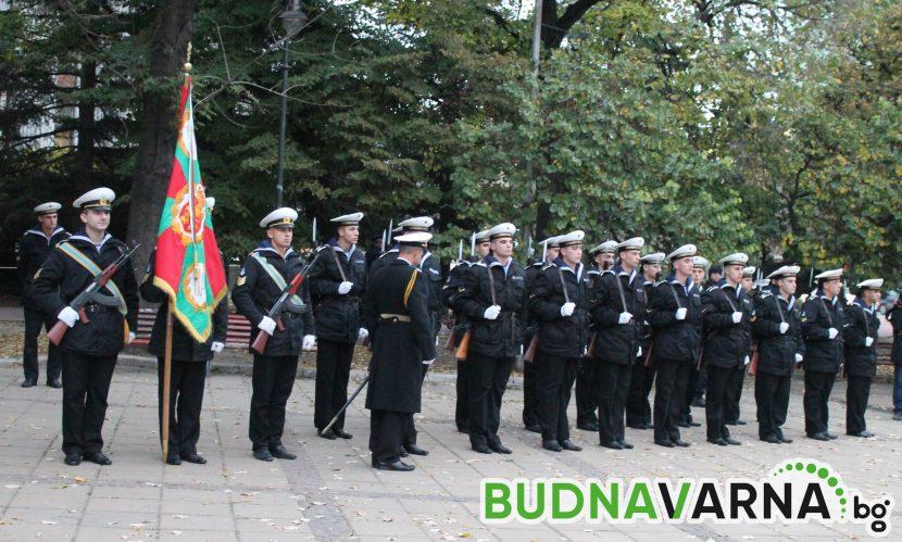 Варна отбеляза годишнината от битката при Сливница (снимки и видео)