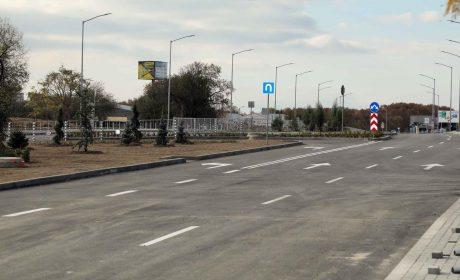 """Новият участък на бул. """"Сливница"""" е отворен за движение"""