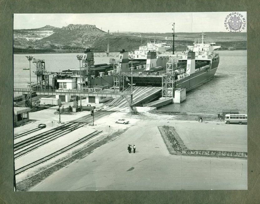 40 години от откриването на фериботната връзка Варна-Иличовск