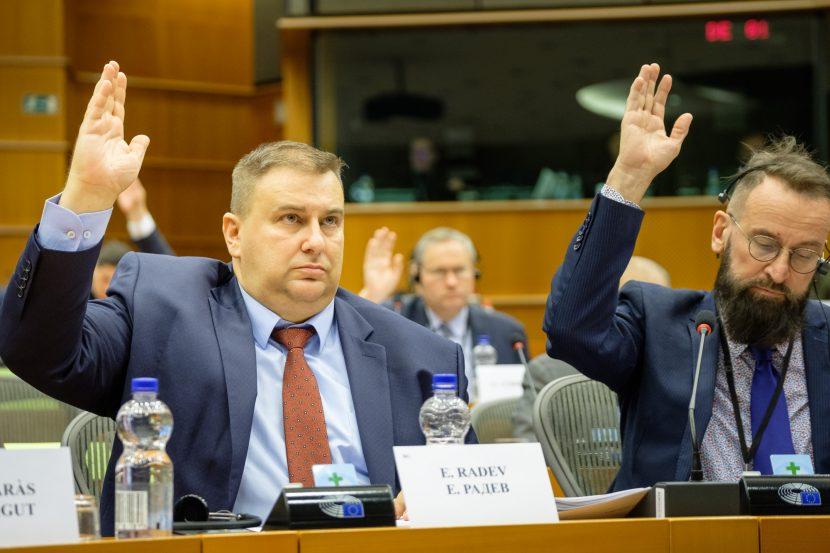 Емил Радев: С нови правила за достъп до финансова информация ЕС подпомага борбата срещу тежките престъпления