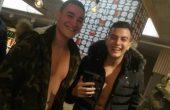Варненски студенти влязоха в голям магазин по боксерки заради бас (снимки)