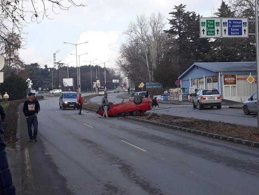 Читател на Будна Варна: зрелищна каскада на главен булевард