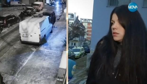 Собственичка на ограбен автомобил във Варна: Трите детски столчета не са го спрели!