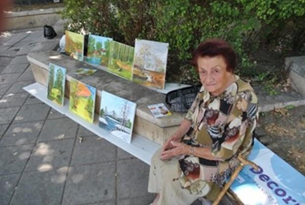 Взеха вилата на 95-годишната баба Костадинка от Варна