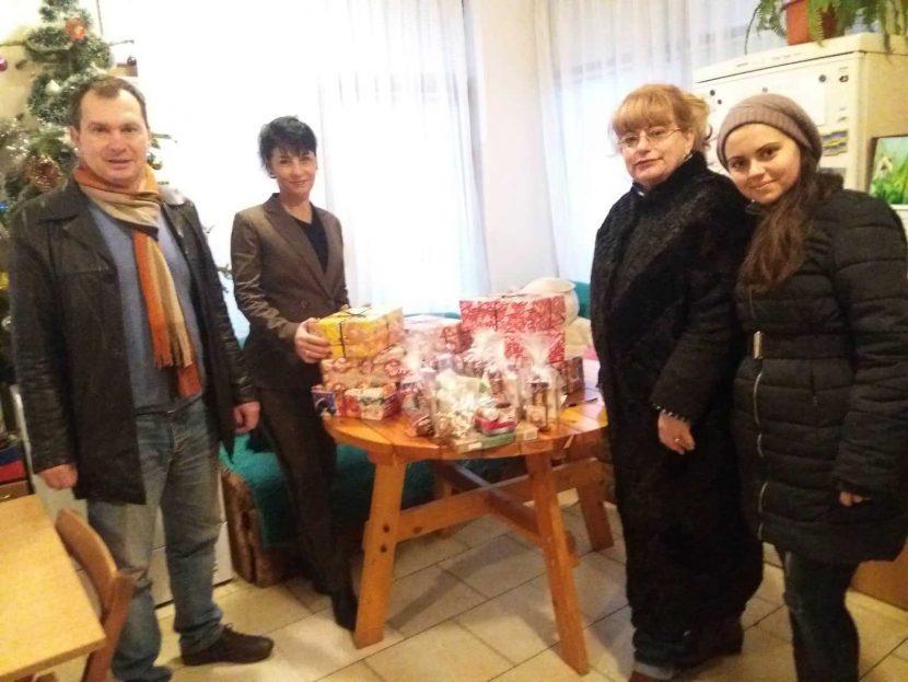 ГЕРБ – Младост зарадва децата от социален център във Варна
