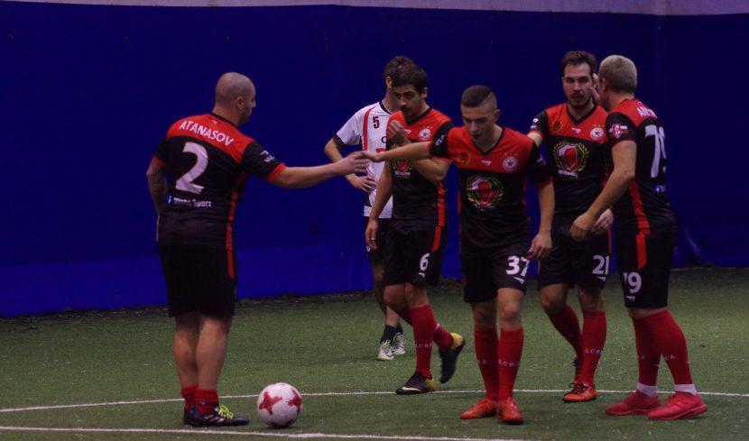 ЦСКА спечели дербито на кръга и излезе втори в Първа лига. Любимец-13 с нов успех