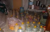 Близо половин тон нелегален алкохол откриха митничари в туристическа база край Варна
