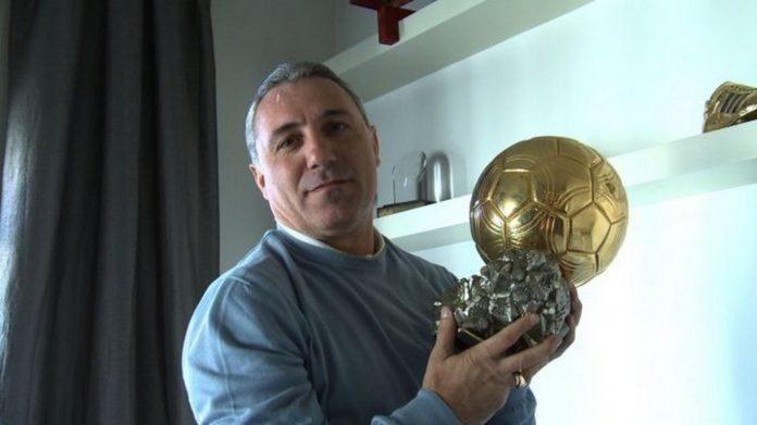 Стоичков носи Златната топка във Варна