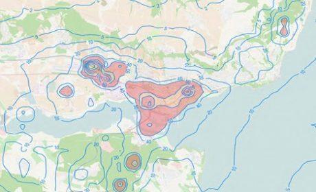 Отчетоха наднормено запрашване на въздуха във Варна
