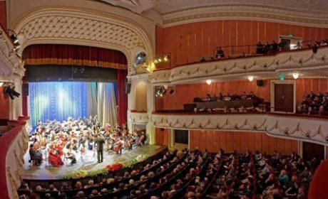 Варненската опера представя днес първия си за тази година концерт